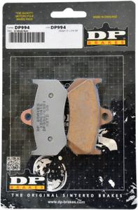DP Brakes Standard Sintered Metal Brake Pads DP994