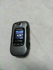 SAMSUNG CONVOY 3 U680 VERIZON PREPAY CDMA FLIP CAMERA PHONE