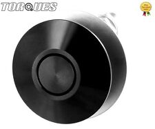Los esfuerzos de torsión 32mm Negro Anodizado Rápida Liberación Rápida Clip de empuje Bonnet/Panel De Cierre