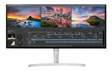 """LG 34WK95U-W 34"""" 21:9 UltraWide 5K2K Nano IPS LED Computer Monitor - Barely Used"""