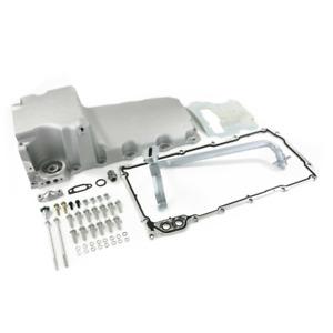 HOLDEN CHEVROLET LS1 ENGINE SWAP ALUMINIUM REAR DROP OIL PAN SUMP (302-1 8447)