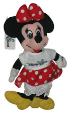 Christmas Special Mickey and Minnie Mini Bean Bags Characters 10 Cashback
