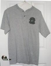 CMA Henley Shirt Christian Motorcyclist Association Henley Shirt