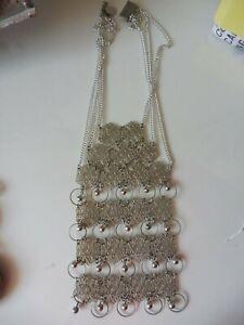 Schöne, alte , ausgefallene Halskette , Collier , Halsschmuck !