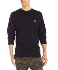 Obey Men's Eighty Nine Icon Crew Neck Fleece Sweatshirt Size-L