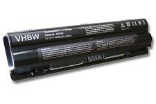 Batería 4400mAh para Dell XPS L502X / XPS L701X / XPS L702X