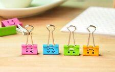 ♛ Shop8 : 1 pack Paper Binder Clip School & Office Supplies 48 pcs