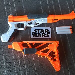 Nerf Dart Gun Blaster Pistol Mandalorian sharpfire