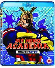 My Hero Academia: Season 2, Part 1 (Funimation) [Blu-ray]