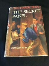 1952A The Hardy Boys 1ST ED THE SECRET OF WILDCAT SWAMP SEE PIC OF THINGY