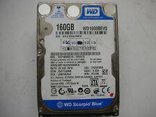 "WD Scorpio Blue 160gb WD1600BEVS-00VAT0 2061-701499-E00 AF 2,5"" SATA"
