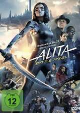 20th Century Fox Alita: Battle Angel 2019 DVD