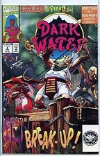 Pirates of the Dark Water 1991 series # 4 very fine comic book