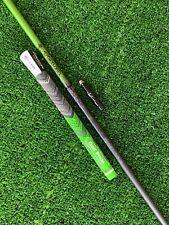 Aldila Tour Green ATX 65-3.9 Stiff Driver/Wood Shaft Inc Adapter & Grip