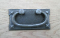 CAST IRON CHEST HANDLE LIFTING HANDLE TRUNK COFFER BLANKET BOX CUPBOARD CABINET