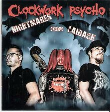 Clockwork Psycho - Nightmares From Laibach CD (Psychobilly)