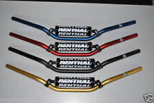 "GOLD Renthal Streetfighter Braced Motorcycle Handlebars 7/8"" 789-02-GO"