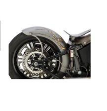 Harley Lucky F@#cker Bobber Rear Fender Kit Softail Heckfender 150mm