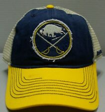 Buffalo Sabres NHL Snapback Hat by Reebok - Face Off Headware Free Shipping