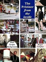 PRISONER MCGOOHAN THE PRIS6NER FROM THE INSIDE BOOK