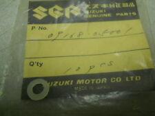 Suzuki NOS AS50, GT500, JR50, TC120, TC305, Gasket, 5x9.5x1, # 09168-05001   S22