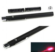 Vogue Duable Powerful Red Laser Pen Pointer Beam Light 5MW 650nm Presentation