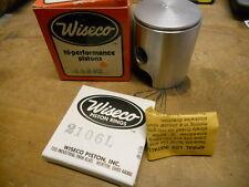 NOS Wiseco Piston .50 Kawasaki S2 350 Triple 152P2