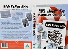 SAN FERRY ANN.FEATURING BARBARA WINDSOR & WILFRID BRAMBELL. A NEW SEALED DVD