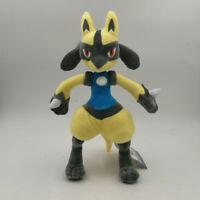 Pokemon Center Lucario Plush Doll Stuffed Soft Figure Toy Gift - 12 Inch