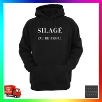 Silage Hoodie Hoody Funny Farmer Farming Aftershave Parody Agri Parful Tractor