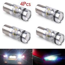 4PCS White P21W BA15s 1156 LED  Backup Reversing Light Reverse Lamp New