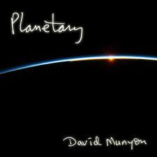 David Munyon - Planetary (180g Doppel-Vinyl) - 2018er Studioalbum - NEU