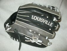 """Louisville 12.5"""" left handed thrower Omaha Select series youth/kids glove/mitt"""