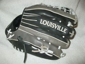 "Louisville 12.5"" left handed thrower Omaha Select series youth/kids glove/mitt"