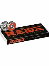 Bones Reds Skateboard Bearings Set of 8