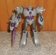 Transformers Prime MEGATRON Complete Cyberverse Commander w manual
