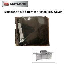 Matador Genuine Heavy Duty BBQ Cover for Matador 4 Burner Artiste Kitchen BBQ