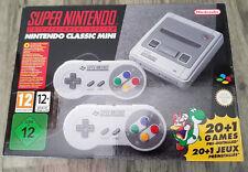 Super Nintendo Snes Consola De Juegos Retro Clásico Mini-Brand New Reino Unido