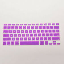 """Silicone Keyboard Skin Cover Case for Macbook Air Pro 13"""" 15"""" 17"""" Inch hcuk"""