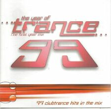 Year Of Trance 1999 (The Final Year Mix) 4-cd