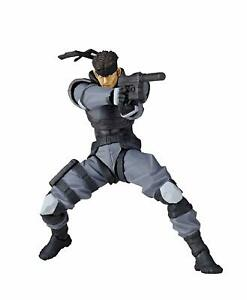 Micro Yamaguchi Ribol Mini METAL GEAR SOLID Solid Snake ABS PVC Painted Figure
