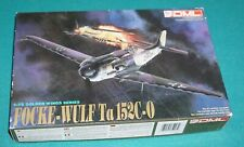 Focke Wulf Ta152C-0 Dragon 1/72 Complete & Unstarted.