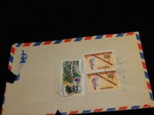 """Vintage Cover, TAIPEI, TAIWAN, FDC, 1969,To Ferndale, MI,""""Operation Happy Child"""""""