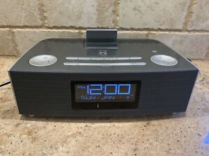iHome IBN97 Bluetooth Stereo FM Clock Radio - Speakerphone W/USB Charging & AUX