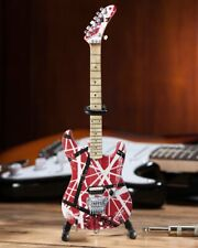 AXE HEAVEN EVH 5150 Eddie Van Halen MINIATURE Guitar Display Gift (EVH-004)