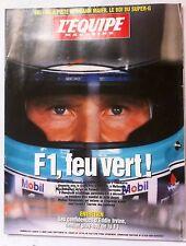 L'Equipe Magazine du 11/3/2000; Hermann Maier/ Eddie Ivrine/ Mika Häkkinen