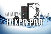 WASSERFILTER KATADYN HIKER PRO SCHWARZ FILTER TRINKWASSER WATER PURIFIER OUTDOOR