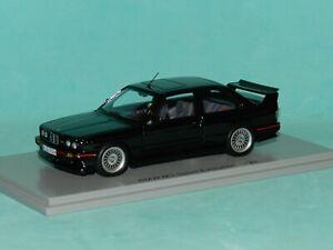 Spark Models 1/43 BMW M3 Sport Evolution 1990 Black MiB