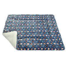 Small Large Dog Mat Bed Winter Warm Blanket Fleece Nest Cushion House Kennel XL