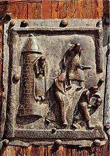 BG6730 s giovanni  verona porta bronzea di s zeno sculpture art   italy
